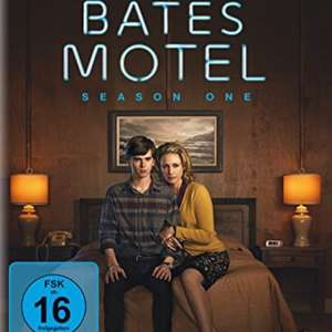 Bates Motel Staffel 1 und 2 (Bluray)