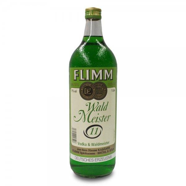 [Penny] Flimm Waldmeister 11 (Vodka + Waldmeister - 17% Vol.) 0,7l - Restbestände