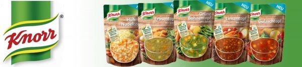 Knorr Bohneneintopf für Prime Kunden gratis, für Nicht Primer mit Buch 0,38 EUR