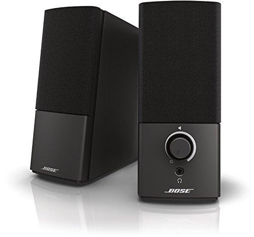 Bose ® Companion ® 2 Serie III Multimedia Speaker System