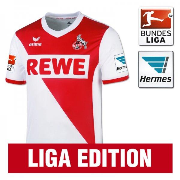 Heimtrikot Liga Edition 2014/15 1. FC Köln/1899 Hoffenheim