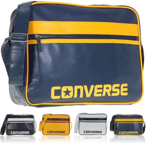 Converse Flat Zip Reporter Sport Bag @ outfitter.de