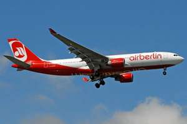[International] 1 Mio. Flugtickets just fly bei Airberlin ab 44 Euro