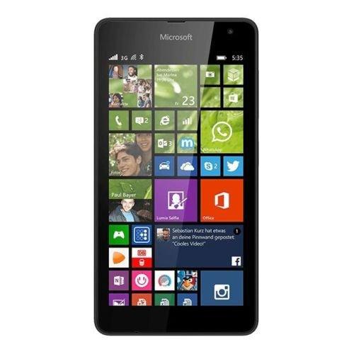 [ebay] Microsoft Lumia 535 Black Handy OHNE SIMLOCK und OHNE BRANDING für 85€