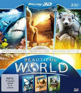 Beautiful World - Vol. 1 [3D Blu-ray] für 7,97€ @Amazon.de (Prime)