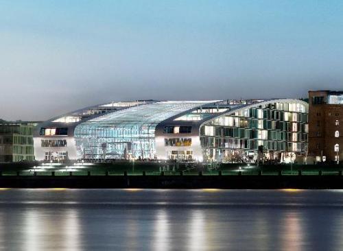 5* Kameha Grand Bonn / Hotel des Jahres 2011 ab 114,75 Euro pro Nacht