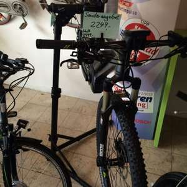Stevens Agnello E-Cross Bike 2014, Einzelstück, Fahrrad Paulsen in Badbergen