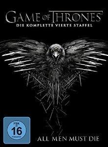 [DVD] Game of Thrones - Die komplette vierte Staffel (5 DVDs) für 15€ @ Weltbild
