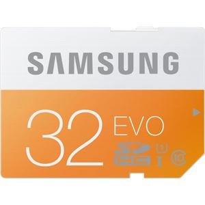 Samsung SDHC EVO 32GB Class 10 UHS-I (MB-SP32D/EU) für 11,95 EUR (inkl. Versand)