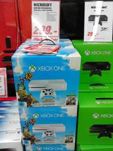 [Lokal Media Markt Kaufpark Eiche] Xbox One Weiss Sunset Overdrive Bundle 299€