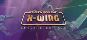 Blitzdeal: STAR WARS™: X-WING SPECIAL EDITION @ GOG (50% OFF)
