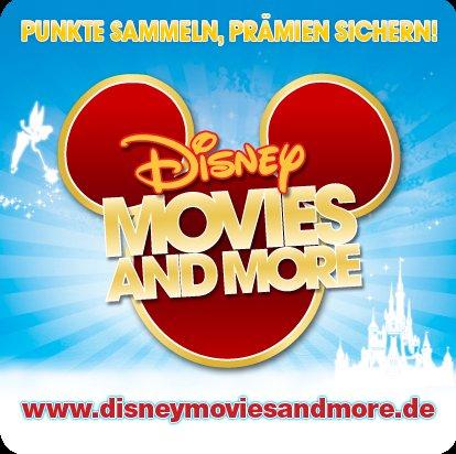 [Disney Movies and More] Neue Prämien DVDs & Blurays verfügbar