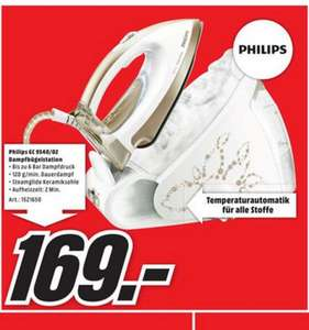Philips Perfect Care Silence (GC9540/02) für 169€ LOKAL @ Mediamarkt Köln Kalk(Arcaden)