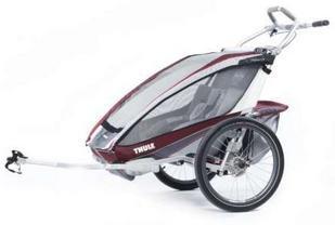 Chariot / Thule CX1 (799,95€) und CX2 (899,95€)