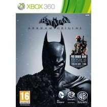BATMAN: ARKHAM ORIGINS (XBOX 360) für 8.20€ @ thegamecollection