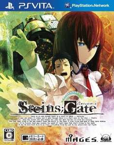 (UK) Steins;Gate [PS Vita] für 22,05 € @ Zavvi (Pre-Order)