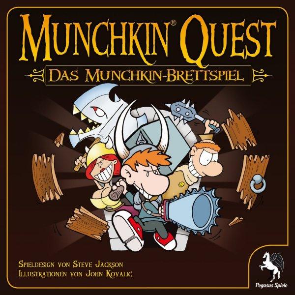 """[Thalia] """"Munchkin Quest"""" für 21€ *** """"Sid Meier Civilization Brettspiel"""" für 25€ *** """"Die Säulen der Erde"""" für 20€ *** u.w."""