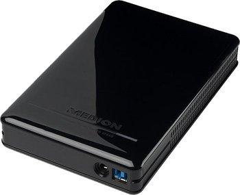 """MEDION HDDrive2Go 3TB (3,5"""") USB 3.0 für 79,95€ @Medion"""