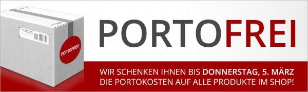 Druckerzubehoer.de - Bis 05.03. (evtl. auch bis 08.03.) versandkostenfrei ohne MBW bestellen