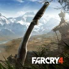 PSN PS4 Far Cry 4 - Dynamic Theme