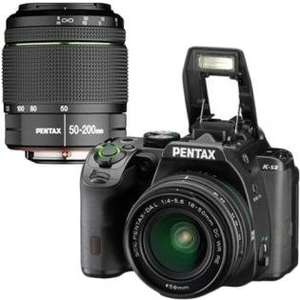 Pentax K-S2 Kit 18-50 mm + 50-200 mm WR für 763,64€ @Amazon.fr