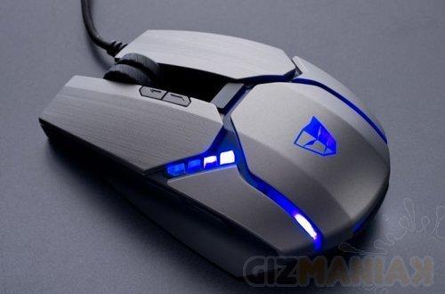 [Pixmania] Tesoro Gandiva H1L Laser-Gaming-Maus für 43,98€ - 18% Ersparnis