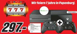 [Lokal] XBOX One incl. 2 Controller - MM Papenburg