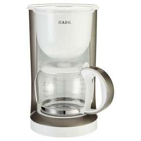 AEG KF 3140 Weiß - Kaffeemaschine 6,99 inkl. Versand / nächster Preis Idealo 25,- €