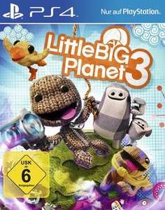 Little Big Planet 3 PS4 [Lokal Consolemania Aschaffenburg]