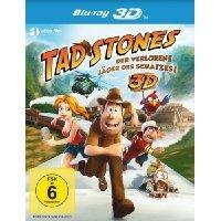 [Blu-ray] Tad Stones - Der verlorene Jäger des Schatzes! 3D und weitere 3D-Filme (5€) @ Amazon (Prime)