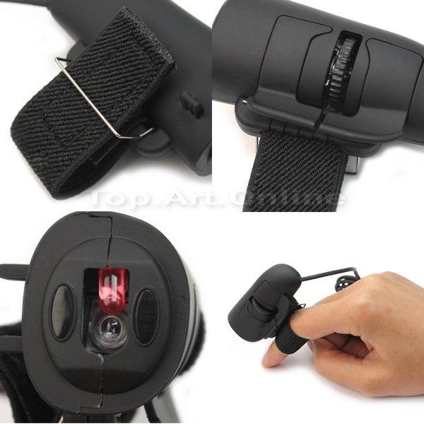 Mini USB Fingermaus 1200dpi  für € 2,65 @ [Ebay-CN]