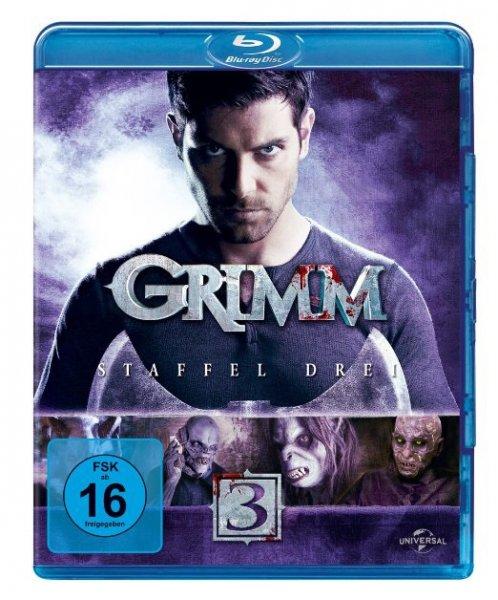 (Amazon.de) (Prime) (BluRay) Grimm - Staffel 3