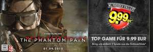 Gamestop 9.99er Aktion Metal Gear Solid V: The Phantom Pain