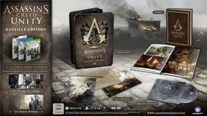 Assassin's Creed: Unity - Bastille Edition (Playstation 4 / Xbox One) für 38€ @ Shopto