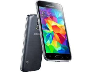 "Samsung GALAXY S5 Mini SM-G800F, Smartphone, Schwarz, 4G HSPA+, 16 GB, 4.5"", HD Super AMOLED, GSM, Demoware"