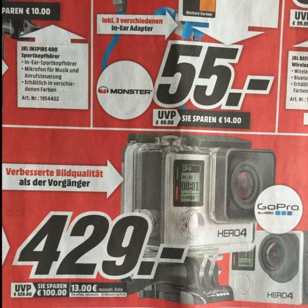 Lokal MM Kassel GoPro Hero 4 Black