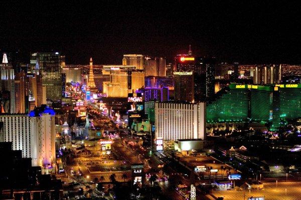 Frankfurt - Las Vegas zur WSOP bei lastminute.de für 542€