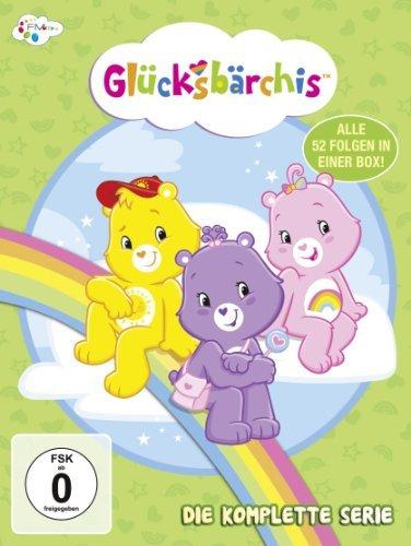 [Amazon PRIME] Glücksbärchis komplette Serie für 9,99 Euro *Kindheitserinnerungen*