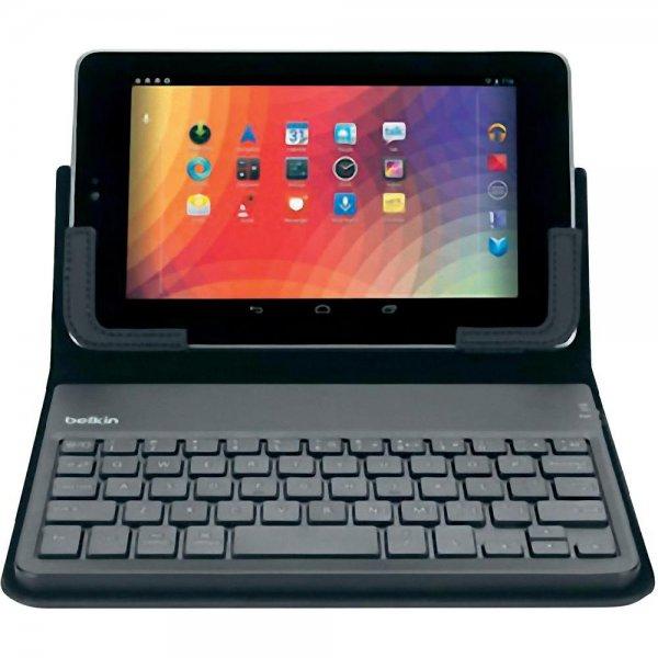 "Belkin Portable Bluetooth Tastaturhülle (7"") für 12,99€ inkl. Versand @MeinPaket"