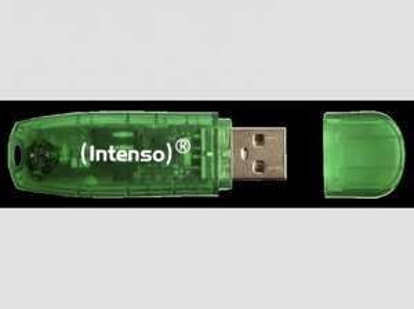 Intenso USB-Stick Rainbow Line 8Gb LOKAL MM WEITERSTADT
