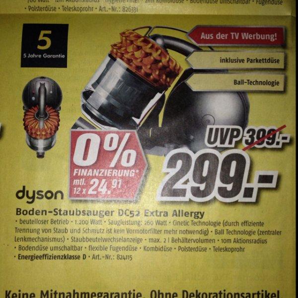 Dyson Dc 52 Extra Allergy