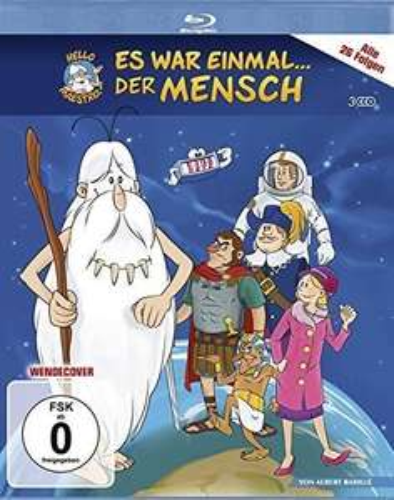 (Buch.de) (BluRay) (Nostalgie) Es war einmal ... der Mensch