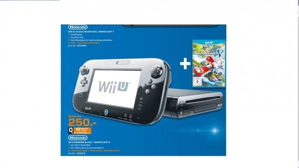 [Lokal Saturn Osnabrück] Wii U Premium Pack+Mario Kart 8