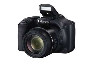"Canon™ - Digitalkamera ""PowerShot SX520 HS"" (16 MP CMOS-Sensor,3"" LCD-Display,42xopt.Zoom) für €199.- [@Redcoon.de]"