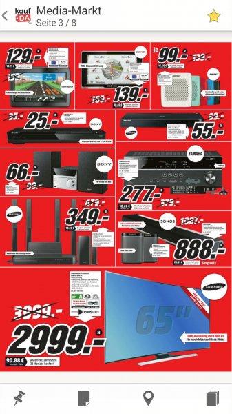 UE 65 HU 8290 Media Markt Paderborn