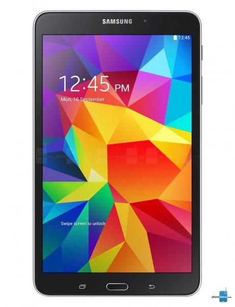 """[CH] Samsung Galaxy Tab 4 8"""" Wifi 16GB schwarz 99CHF"""