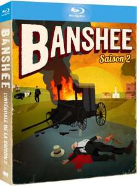 [Blu-ray] Banshee – Staffel 2 @ Amazon.fr