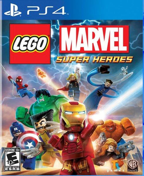 Playstation Store.com - LEGO® Marvel™ Super Heroes