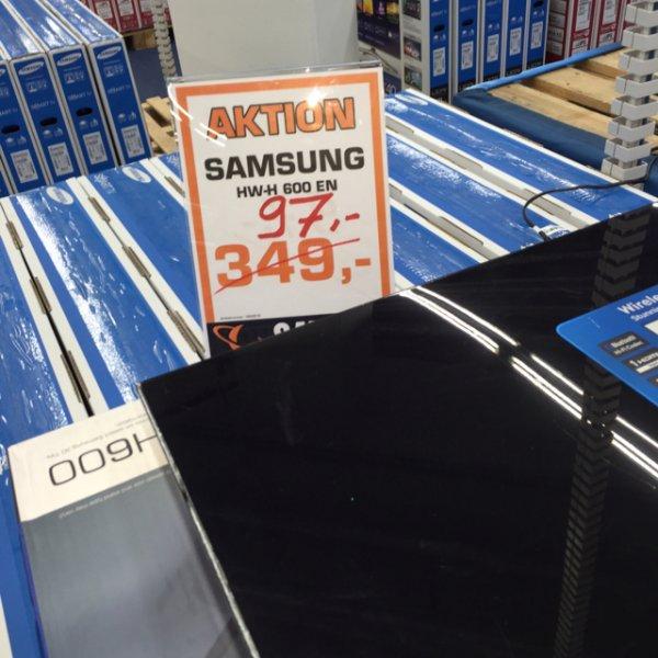 Samsung HW-H600 4.2 Soundbar 97€ Idealo: 168,99 [Berlin]