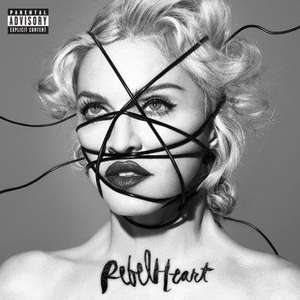 [7Digital] Highlight der Woche: Madonna - Rebel Heart - 14 Tracks - VÖ 06.03.2015 - 320kbps MP3 + 320kbps M4A